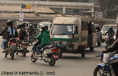 Katmandu Chaos