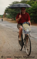 Steve Bike Myanmar